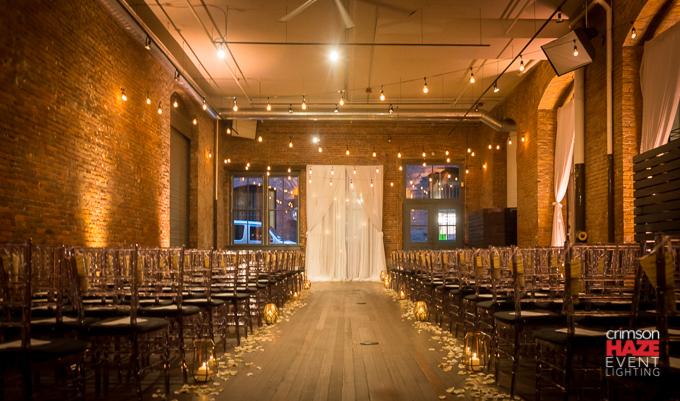 Wedding, AXIS Pioneer Square, October 2016