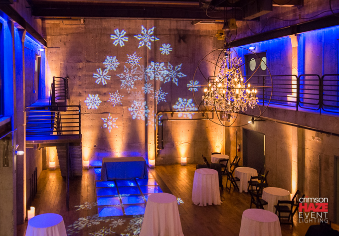 Holiday party at Fremont Foundry, January 2016