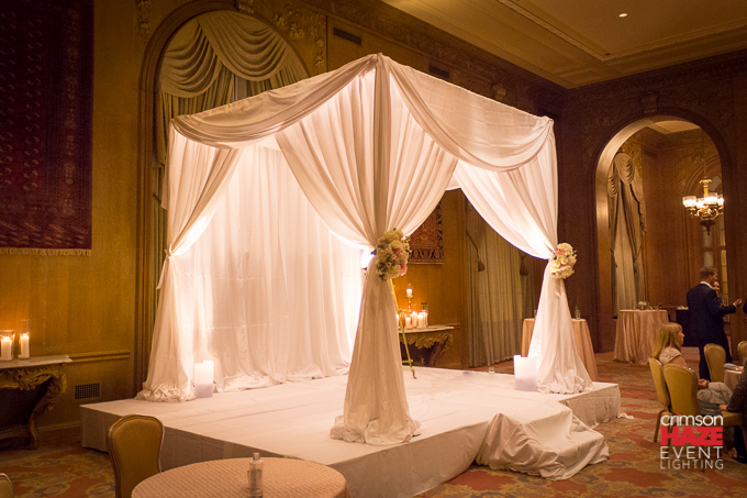 Wedding at Fairmont Olympic Hotel, September 2015