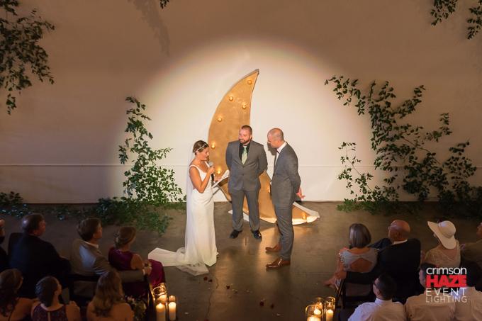 Wedding, Canvas Event Space, September 2016