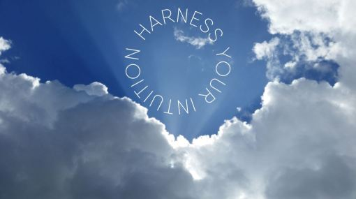 harness your intuition words #2