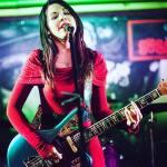 tbthursday singer songwriter days red dress brunette california girls havehellip