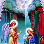 The annunciation of the lord March 25 catholic mary blessingshellip
