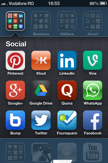 iphone 4s social apps