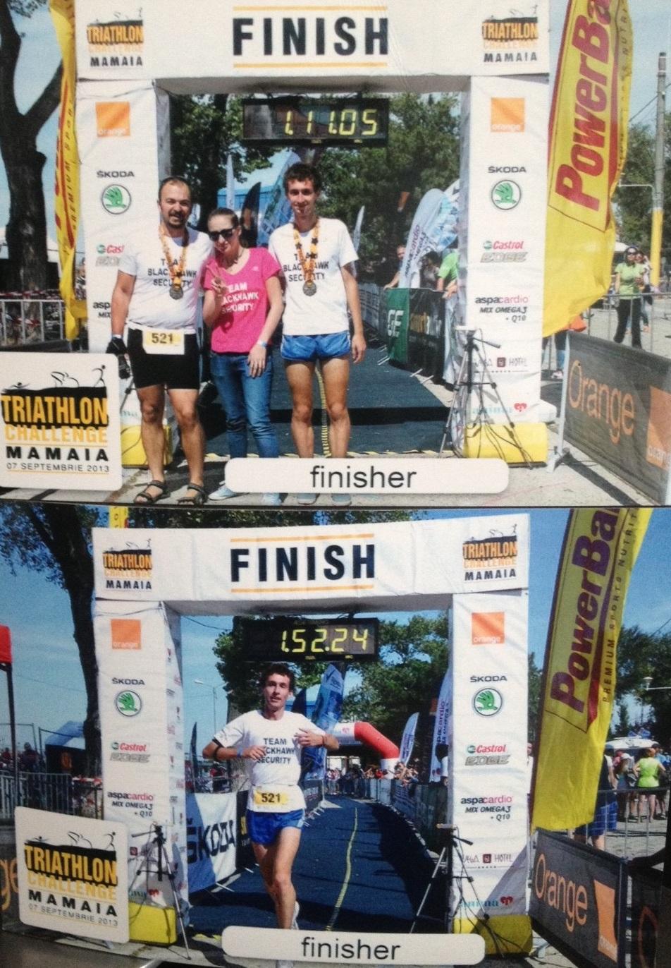 triathlon challenge 2013
