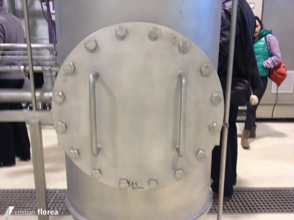 vizita bloggerilor la fabrica de apa aquasara 8