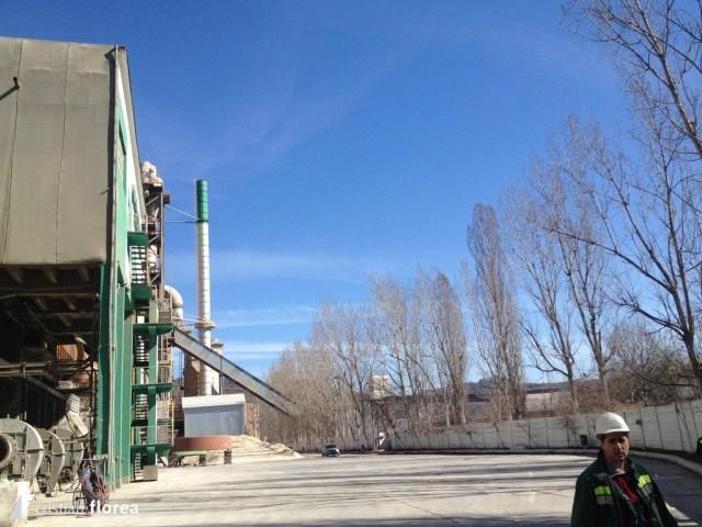 vizita bloggerilor la fabrica de ciment de la chiscadaga 1