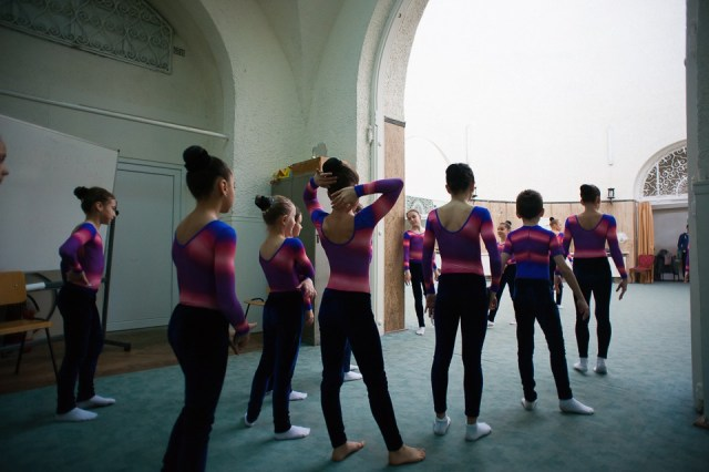 antrenament junioare gimnastica 31