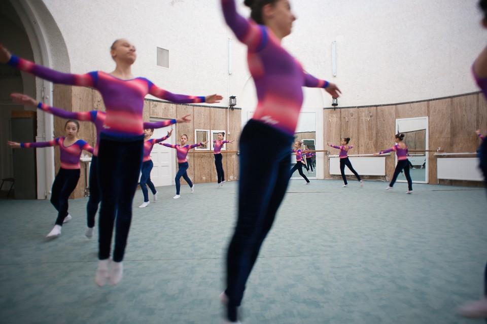 antrenament junioare gimnastica 32
