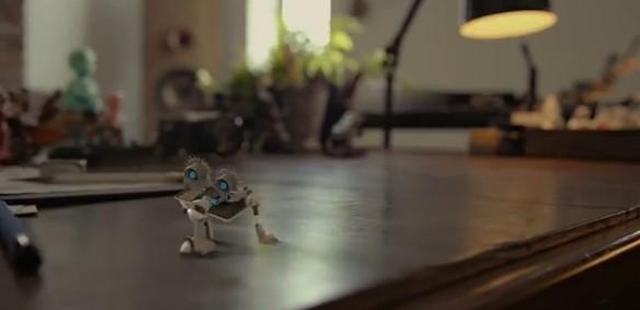 robot sd card by samsung
