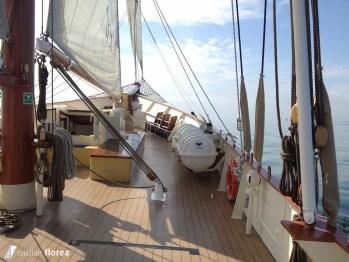 aventura pe o nava cu panze - constanta varna 33