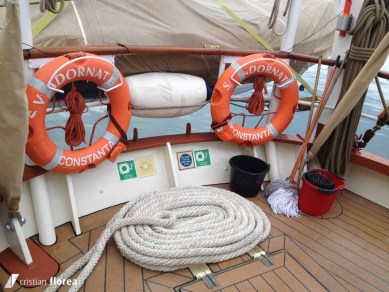 aventura pe o nava cu panze - constanta varna 8