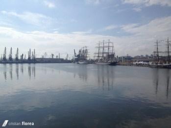 aventura pe o nava cu panze - constanta varna 85
