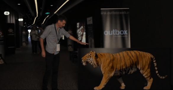 tigru la iceefest