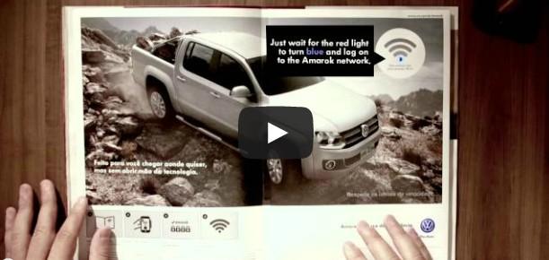 volkswagen wireless in revista