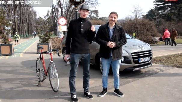 concurs bicicleta vs peugeot 3008