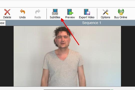 subtitles - videopad