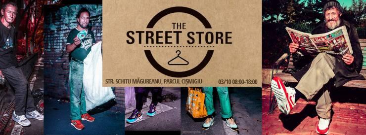 street store romania
