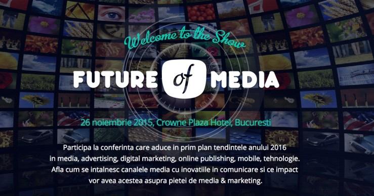 future of media 2015