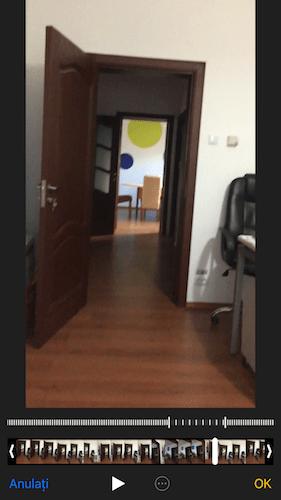 schimba viteza clipurilor filmate in slow-motion cu iphone-ul 2