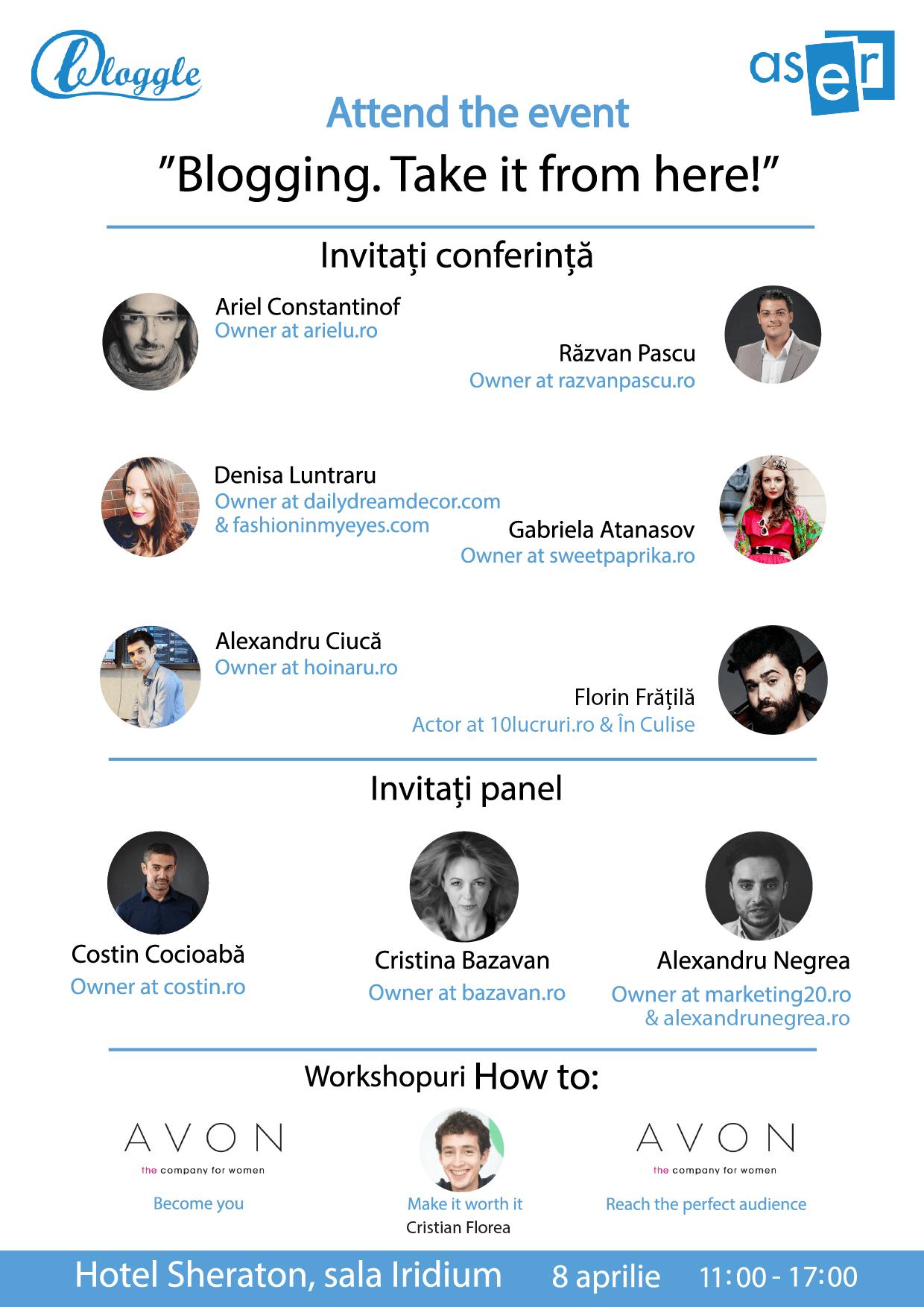 workshop bloggle 2016