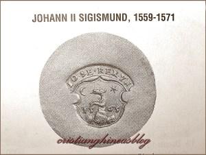 moneda cu stema Lugojului