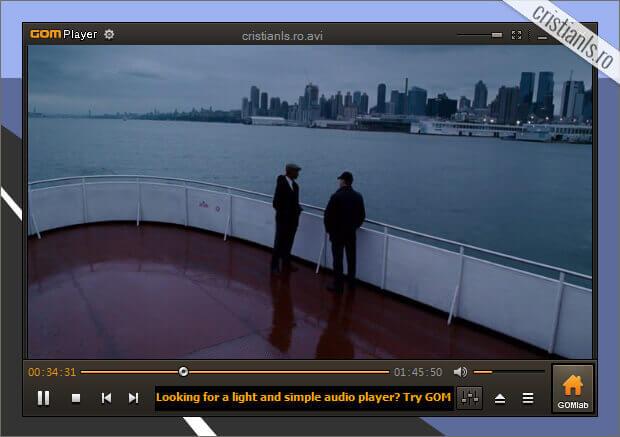 program de vazut filme calculator: GOM Player