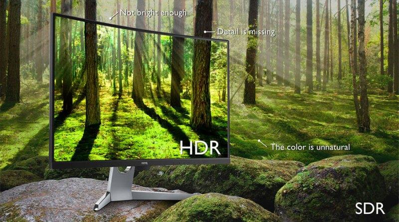 EX3203R HDR