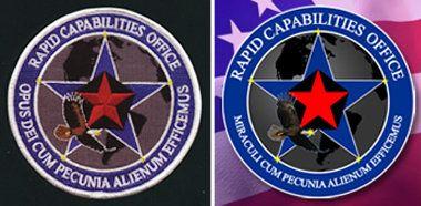 """Unidad de la Fuerza Aérea """"remueve a Dios"""" de logotipo"""