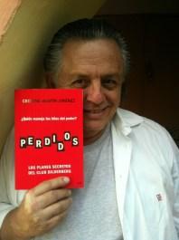 Lectores de Perdidos Ángel Cervantes en México