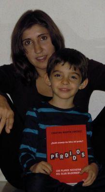 Lectores de Perdidos Raquel y Adrian