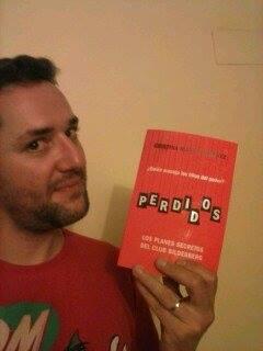PERDIDOS me tiene tan fascinado que tengo que parar de leer ya, si no me lo terminaré enseguida (by Tony Martin)