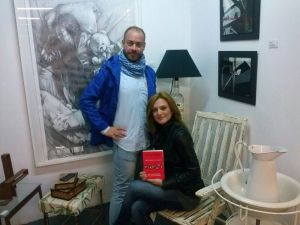 Reyes Romero y Juan Benitez 2