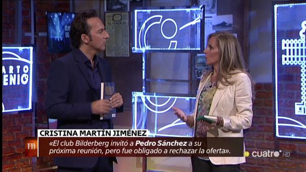 Cristina mart n jim nez en la tv for Cuarto milenio temporada 4
