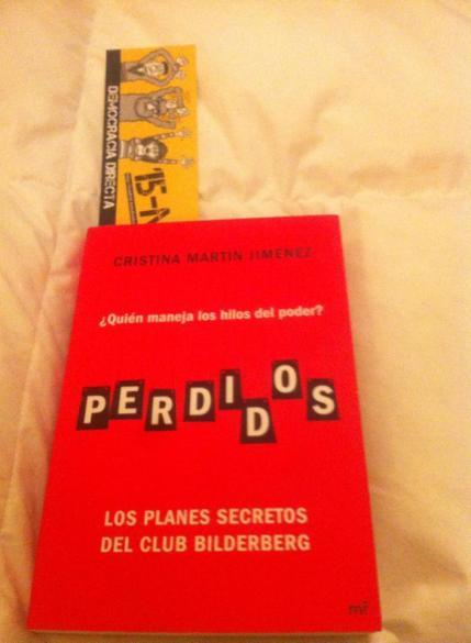 Lectores de Perdidos Isa Sánchez Cardenal (Perdidos Club Bilderberg)