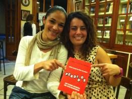 Lectores de Perdidos Monica la bailaora y Laura (Perdidos Club Bilderberg)