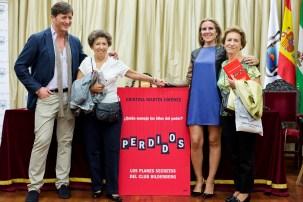 Perdidos con Cristina Martin Jimenez en el Ateneo (5)