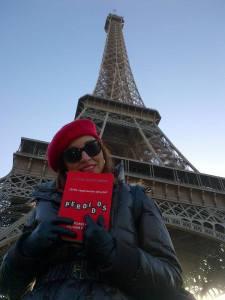 Lectores de Perdidos VIRGINIA SANCHEZ EN PARIS (Perdidos Club Bilderberg)