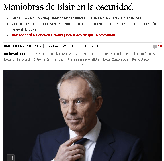 Tony Blair Club Bilderberg