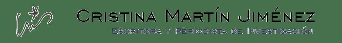 Cristina Martín Jiménez Logo