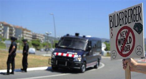 Bilderberg-protestas