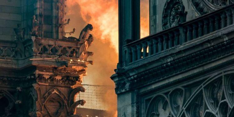 La revelación oculta del fuego de Notre Dame