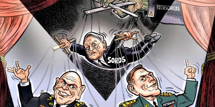 Bilderberg según Ben Garrison