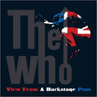 Cover to The Who Live from a Backstage Pass