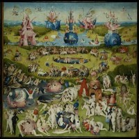 'The Garden of Earthly Delights' Hieronymous Bosch