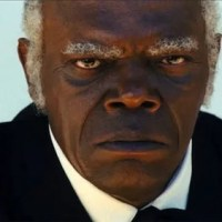 Samuel Jackon as Stephen in Django Unchained