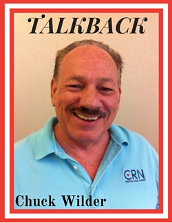 Talk Back with Chuck Wilder