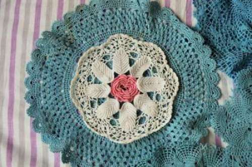 doily weekend blog 1209