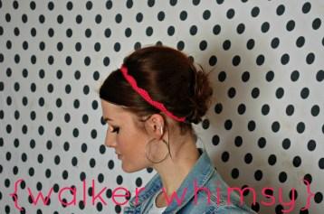 cro headband 0113