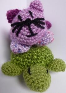 crochet pincusion